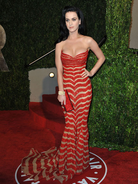 Red dress red carpet xtra