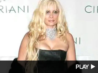 Victoria Gotti at her foreclosed home