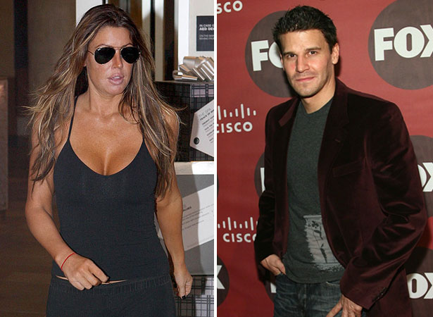 rachel uchitel and david boreanaz