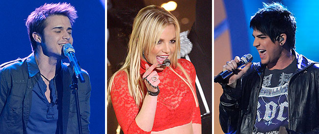 will Britney Spears appear on American Idol