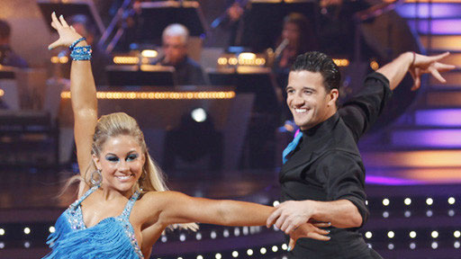 Mark on dancing with the stars hookup