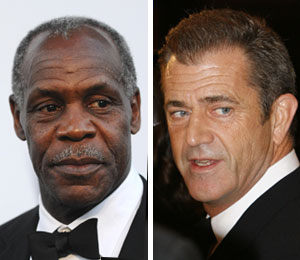 Danny Glover talks about Mel Gibson