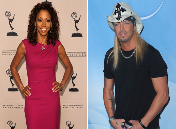 bret michaels and holly robinson peete
