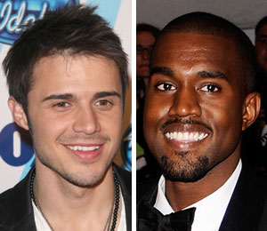 Kris Allen hopes to work with Kanye West