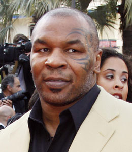 Mike Tyson's daughter critically injured on a treadmill