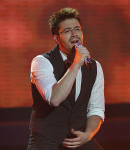 Danny Gokey wants to try Dancing with the Stars
