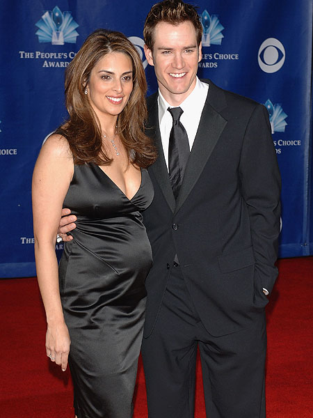 mark-paul gosselaar and lisa ann russell
