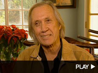 David Carradine in 2004