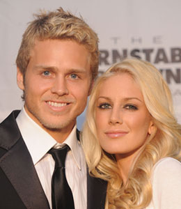 Heidi and Spencer Pratt leave Costa Rica