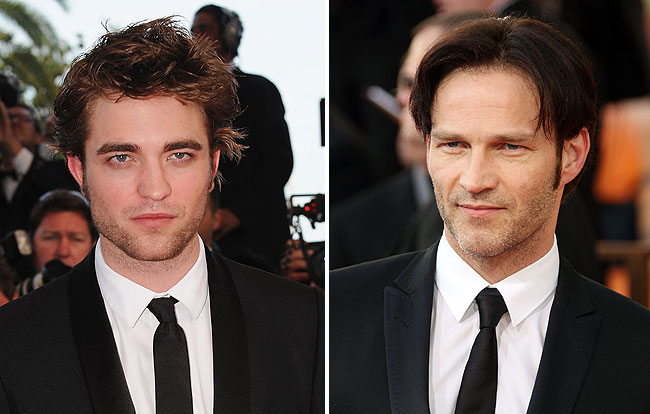 who is the hottest vampire, robert pattinson or stephen moyer