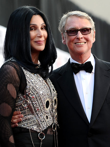 cher and mike nichols
