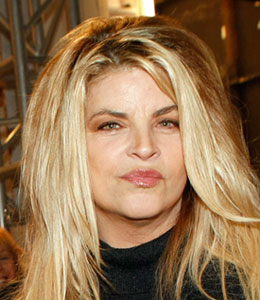 Will Kirstie Alley get her own reality TV show?