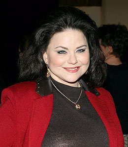 delta burke in freak accident
