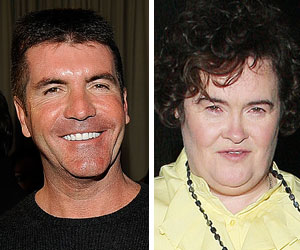 Simon Cowell says Susan Boyle wouldnt make it to x factor