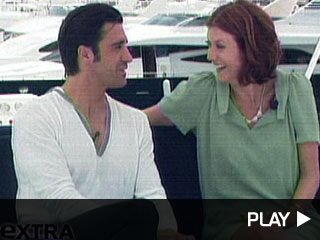 Gilles Marini and Kate Walsh