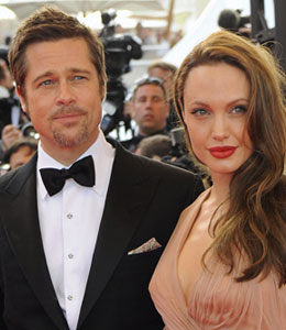 Brad Pitt and Angelina Jolie donated to refugees in Pakistan
