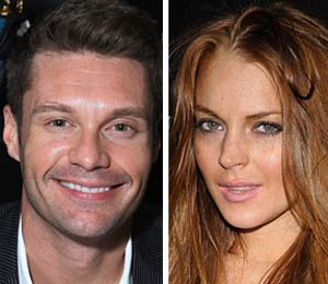 lindsay lohan and ryan seacrest planning a new reality show?