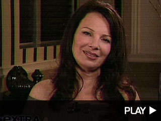 Comedic actress Fran Drescher