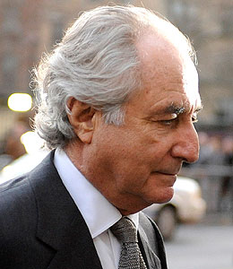 bernie madoff gets maximum prison sentence