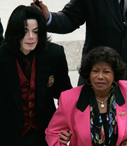 Michael Jackson's will was filed on Wednesday in L.A.