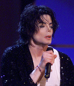 Michael Jackson was planning a duet with son Prince Michael for his London concerts