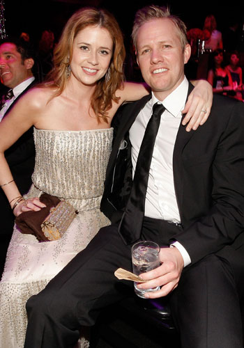 jenna fischer and lee kirk