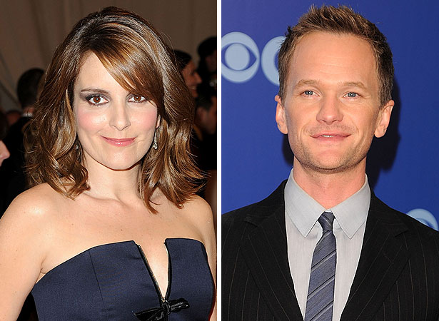 Tina Fey and Neil Patrick Harris