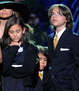 Michael Jackson's three children have become the most famous kids on the planet