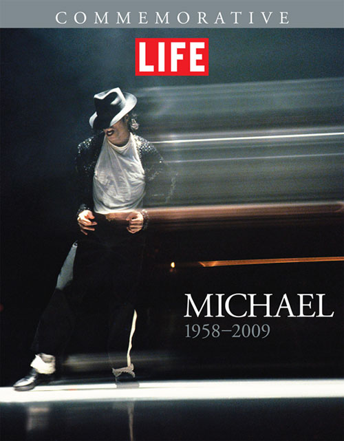 LIFE's Michael Jackson commemorative edition