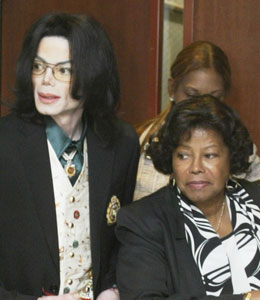 Michael Jackson's 79-year-old mother battles for custody of her three grandchildren.