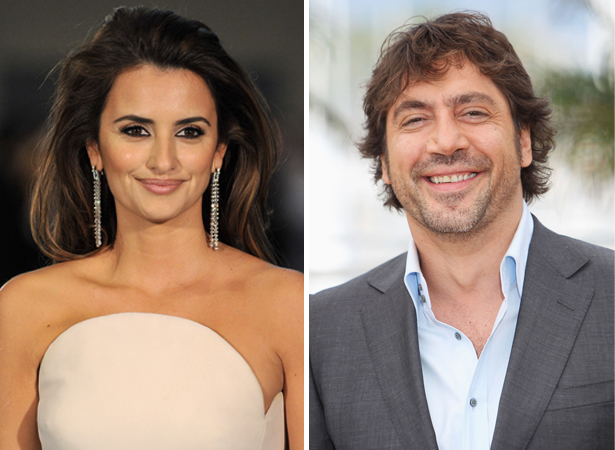 Extra Scoop: Penélope Cruz And Javier Bardem In Secret