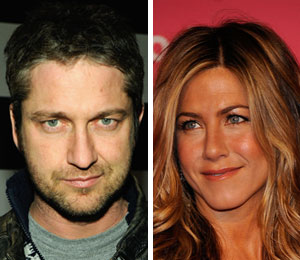 Gerard Butler jokes about marrying Jennifer Aniston