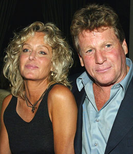 Ryan O'Neal is speaking out for the first time since his longtime partner Farrah Fawcett died on June 25.