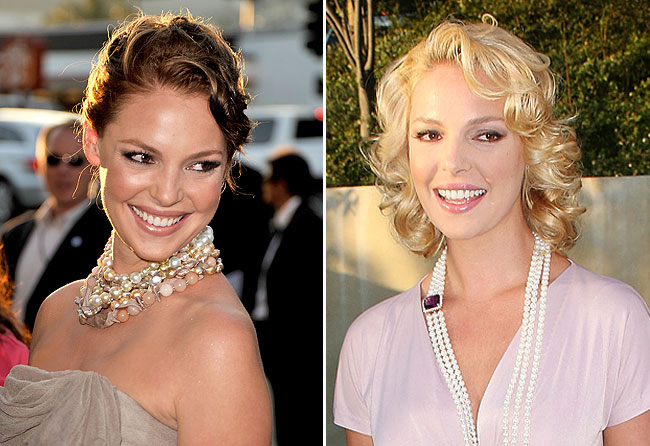 vote on katherine heigl's hottest hair do
