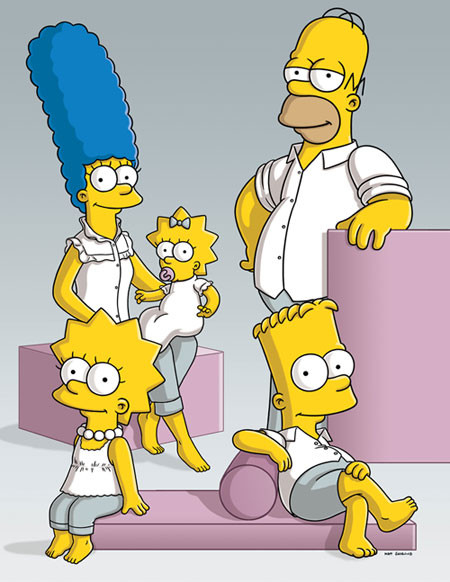 Appear in The Simpsons 20th Anniversary Special in 3-D on Ice