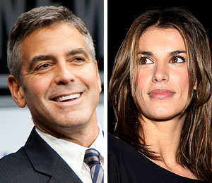george clooney's new girlfriend