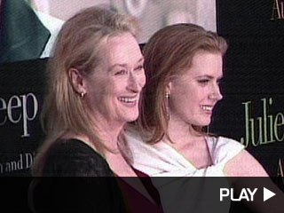 Meryl Streep and Amy Adams