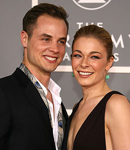 was leann rimes split from husband dean sheremet inevitable