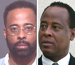 conrad murray arrested before