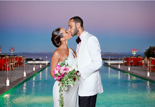 alicia keys and swizz beatz wedding