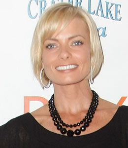 Actress Jaime Pressly and entertainment lawyer Simran Singh are engaged.