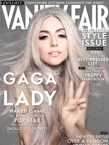 lady gaga vanity fair
