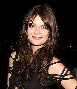 mischa barton is happy