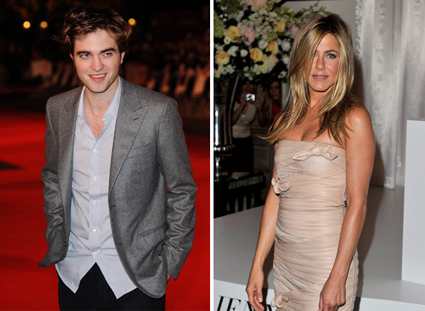 jennifer aniston and robert pattinson