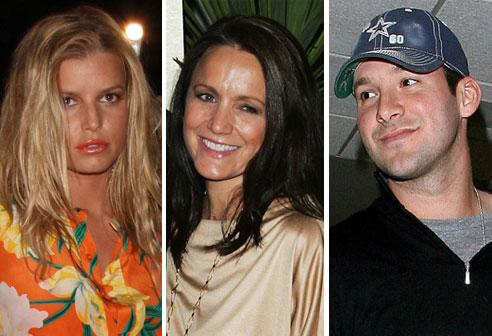 Jessica Simpson's family still likes ex Tony Romo