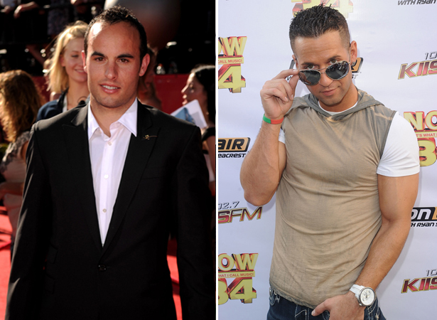 landon donovan and mike the situation