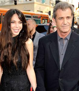Oksana Grigorieva talks about Mel Gibson and music
