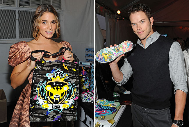 kellan lutz and nikki reed's twilight kicks