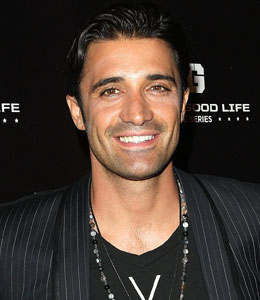 Last season's 'Dancing with the Stars' runner-up Gilles Marini tells 'Extra' he already knows who has an edge in the competition for season 9