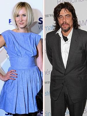 Extra Scoop: Kimberly Stewart and Benicio Del Toro Welcome ...